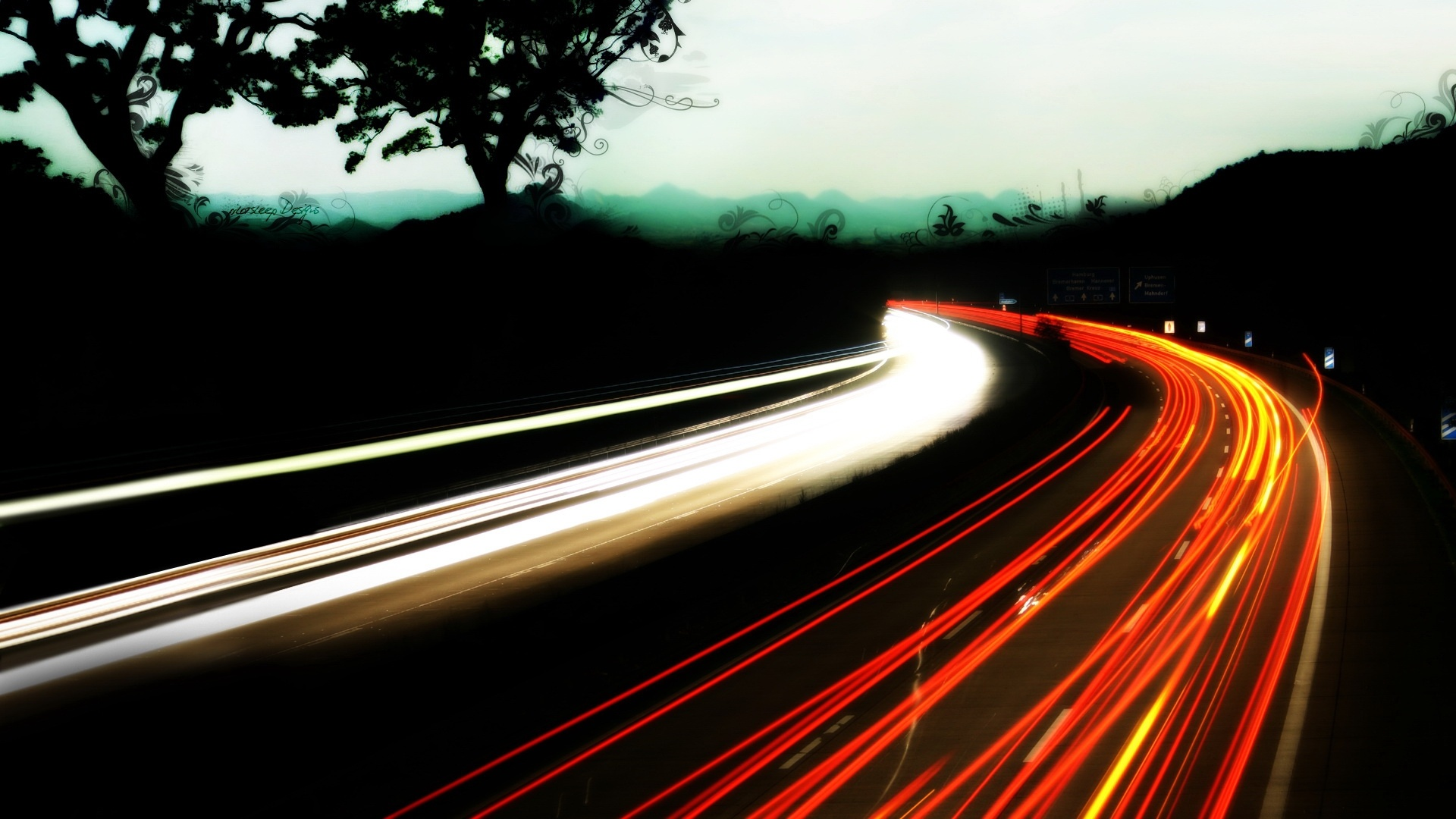 speed-lights-road
